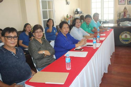 Budget Hearing held at the Municipal Hall on August 9, 2017 (2)