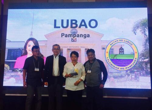 Lubao cited for E-Readiness (1)