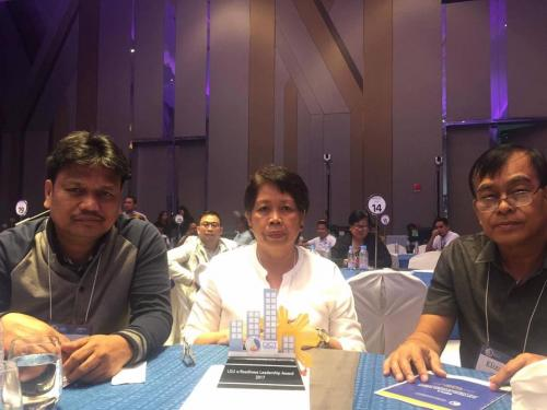 Lubao cited for E-Readiness (2)