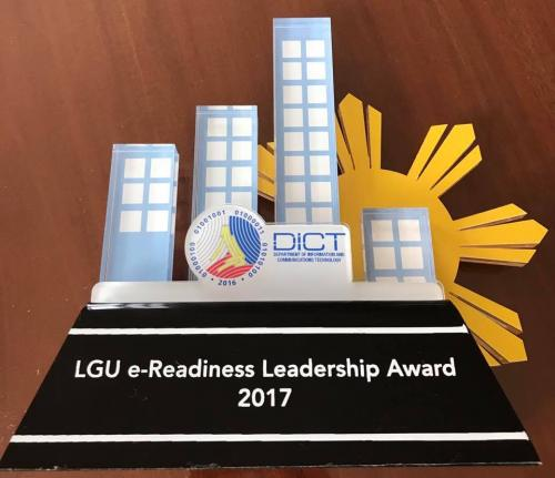 Lubao cited for E-Readiness (4)