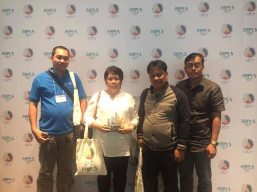 Lubao cited for E-Readiness (5)