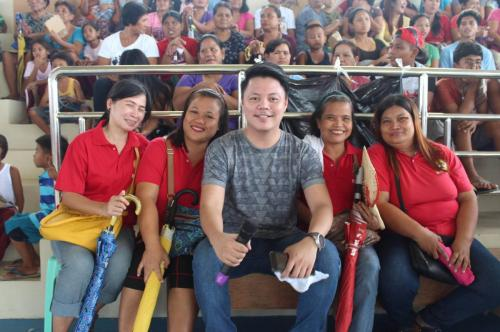 Thank you, RW 95.1 FM for bringing fun to our constituents in Lubao (10)