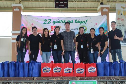 Thank you, RW 95.1 FM for bringing fun to our constituents in Lubao (21)