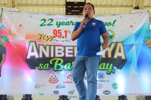 Thank you, RW 95.1 FM for bringing fun to our constituents in Lubao (23)