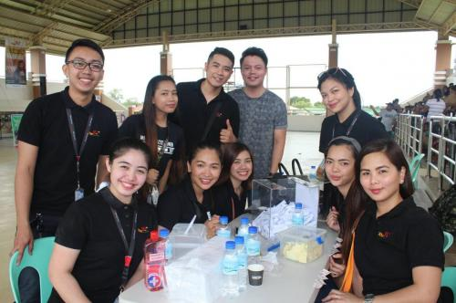 Thank you, RW 95.1 FM for bringing fun to our constituents in Lubao (5)